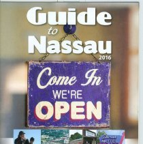 Image of 2016 Guide to Nassau - Directory