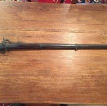 Image of Springfield Smooth Bore Muzzle Loading Rifle - Rifle, Military