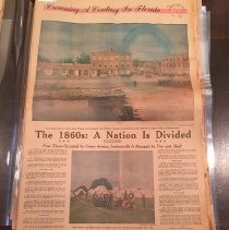 Image of Crowning A Century in Florida: 1860's - Newspaper