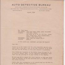 Image of Auto detective