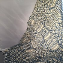 Image of Bedcover, hand loomed - Bedcover