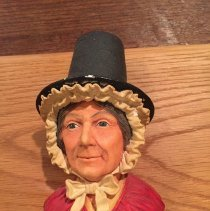 Image of Welsh Lady - Bust