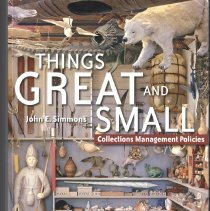 Image of Things Great and Small: Collections Management Policies - Book
