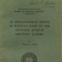 Image of 1996.19 - E51 .U6 no.122 1939 (copy 1)