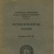 Image of 2003.216 - E51 .U6 no.151 1953 (copy 2)