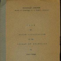 Image of 2004.1 - E51 .U6 no. 4 1887