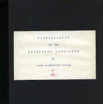 Image of 2004.1 - E51 .U6 no. 6 1888