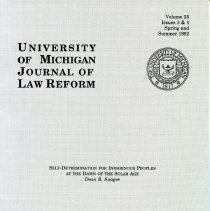 Image of 2009.5 - K16 .R68 v. 25(3&4) 1992