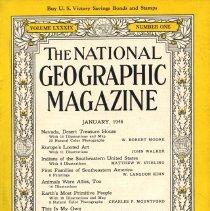 Image of 2015.2 - G1 .N27 v.89(1) 1946