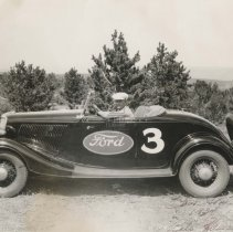 Image of 1616 - Photographs --  Events  -- Pikes Peak Hill Climb 1930's