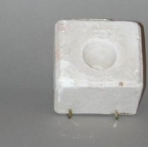 Image of 2000.0163.0002 - Pottery Mold