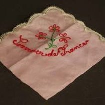 Image of 2004.0112.0004 - handkerchief