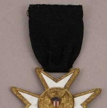 Image of 2005.0040.0003 - Medal