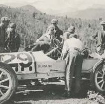 Image of 2300 - Photographs --  Events  -- Pikes Peak Hill Climb 1920's 3