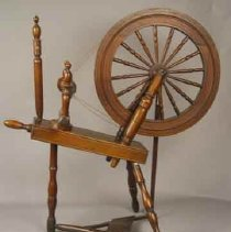 Image of 61-322 - Spinning Wheel