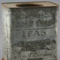 Image of 1952.3.23 - Canister, Tea