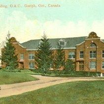 Image of Mechanical Building, OAC