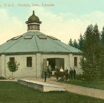 Image of Judging Pavillion, OAC