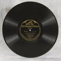Image of 1969.29.12 - Record, Phonograph