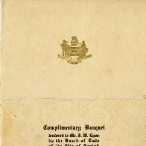Image of 1969.69.1.3 - Program