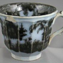 Image of 1969.9.7.2 - Tea Cup & Saucer