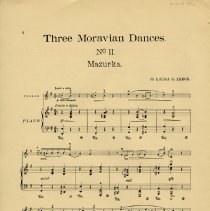 Image of .3 - Music for Violin & Piano, p.2