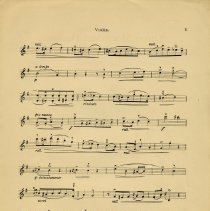 Image of .4 - Music for Violin, p.3