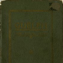 "Image of Cover, ""Guelph, The Royal City,"" 1924"