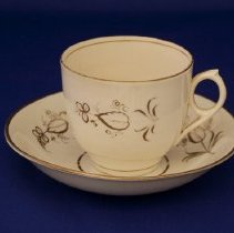 Image of 1970.39.50.2 - Cup & Saucer