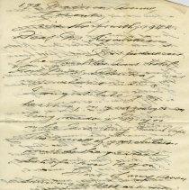 Image of .2 Letter from Alexander Tilloch Galt, June 4, 1942