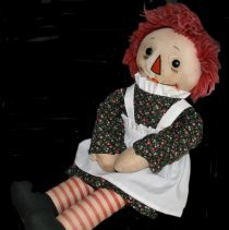 Image of 1972.35.1 - Doll