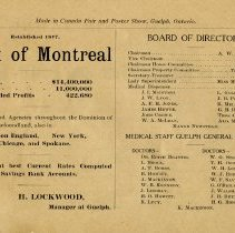 Image of Board of Directors, page 2