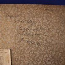 Image of Photograph Album, Detail