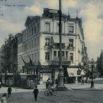 """Image of """"Place de Louvain, Brussels"""""""