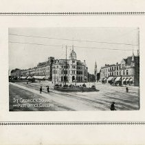 Image of St. George's Square and Post Office, p.11