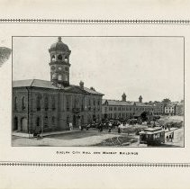 Image of Guelph City Hall and Market Buildings, p.15