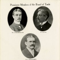 Image of Prominent Members of the Board of Trade, p.22