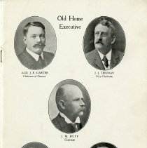 Image of Old Home Executive, p.1