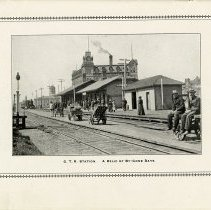 Image of G.T.R. Station, p.5