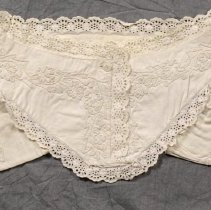 Image of 1973.51.1 - Nightgown Yoke