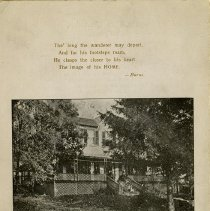 Image of Higinbotham House, back cover