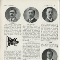 Image of E.J. O'Neil; J.U. Pequegnat; J.A. Scott; A.J. Groom, page 26
