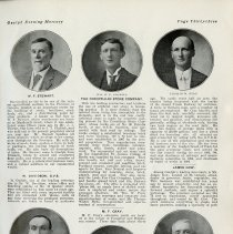 Image of W.F. Stewart; M.F. Cray; James Gow, page 33