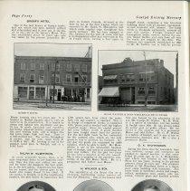 Image of Queen's Hotel; Hugh Walker & Son, page 40