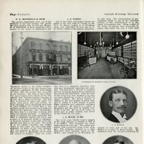 Image of D.E. Macdonald & Bros.; Rowen's Shoe Store, page 46