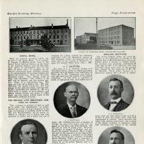 Image of Royal Hotel; Morlock Bros. Furniture Factory, page 47