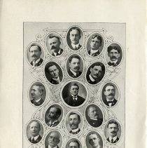 Image of Pictures of Mayor Newstead and City Council, 1908, page 4