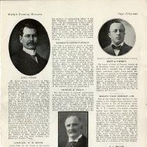 Image of Kennedy's Portrait Studio; Guelph Cigar Co., Ltd., page 51