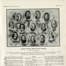 Image of Guelph's Old Home Week Executive Committee, page 7