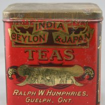 Image of 1974.36.1 - Canister, Tea